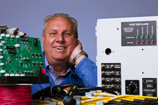 President Larry Rohs Leverages Automation and Acquisition to Drive Dynamic Growth Manufacturing Electrical Components.